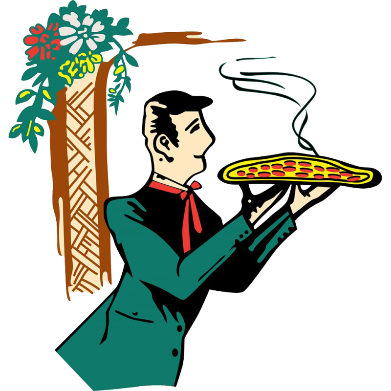 Irving pizza restaurant st. Fries clipart wok chinese