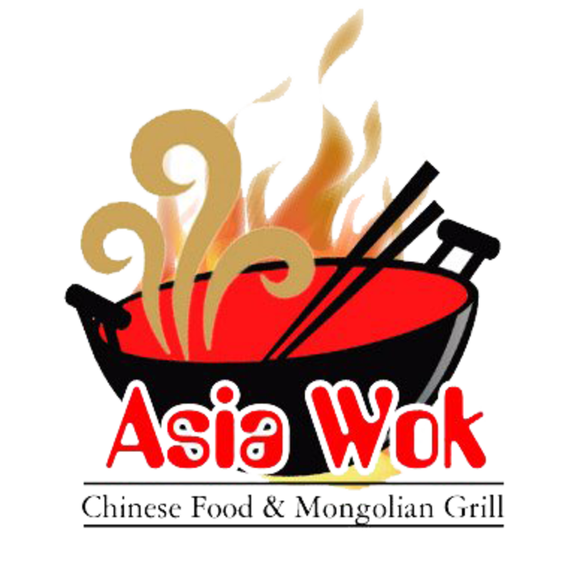 Asia delivery main st. Fries clipart wok chinese