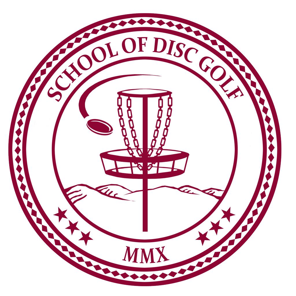 School of disc instruction. Frisbee clipart frisbee golf