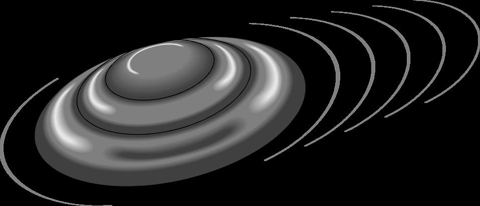 Frisbee transparent background