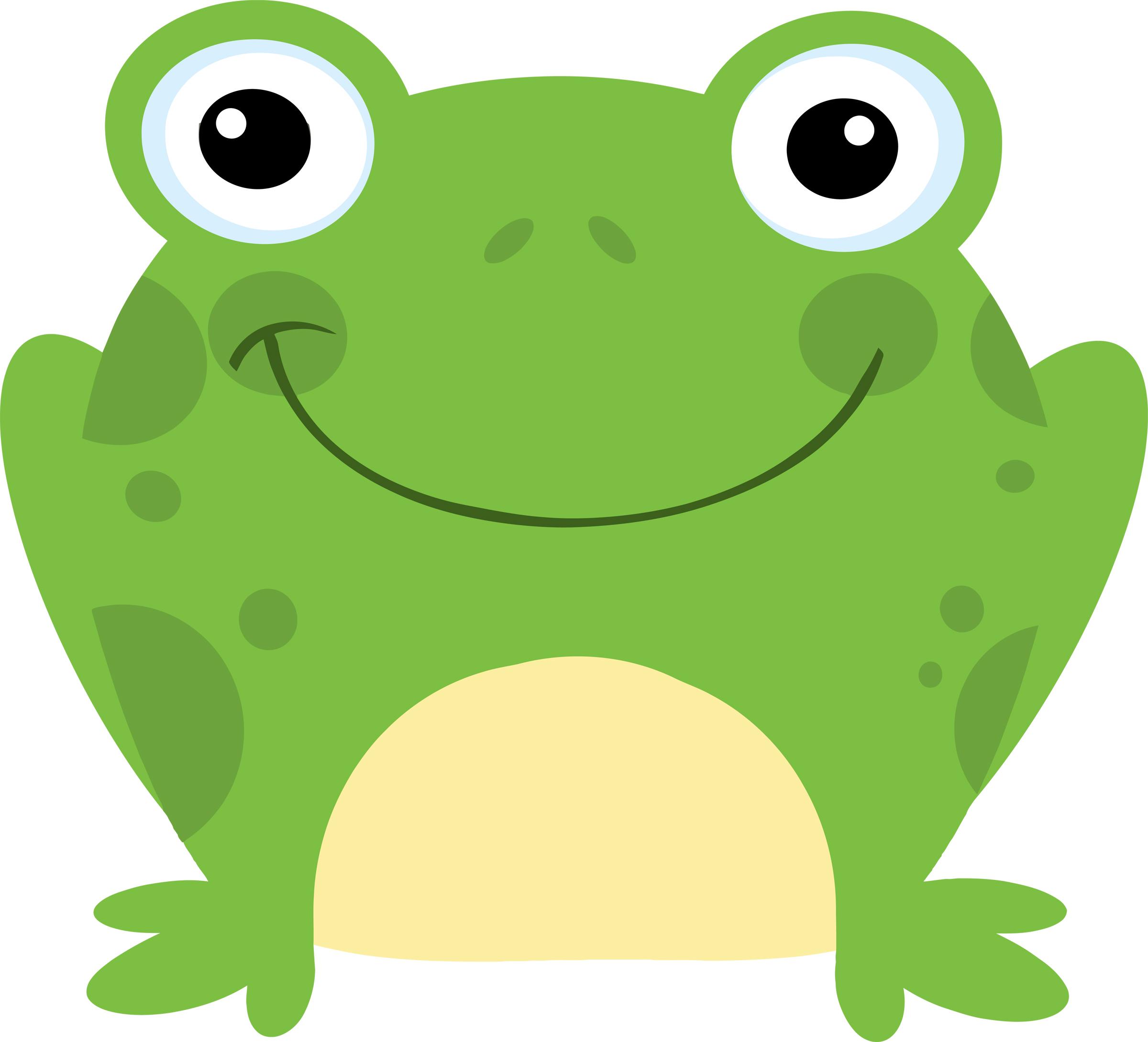 Toad clipart cutefrog. Preschool frog