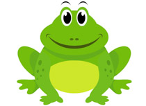 Free clip art pictures. Frog clipart