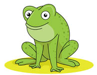 Clipart frog. Free clip art pictures