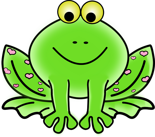 baby pinterest religious. Frog clipart book