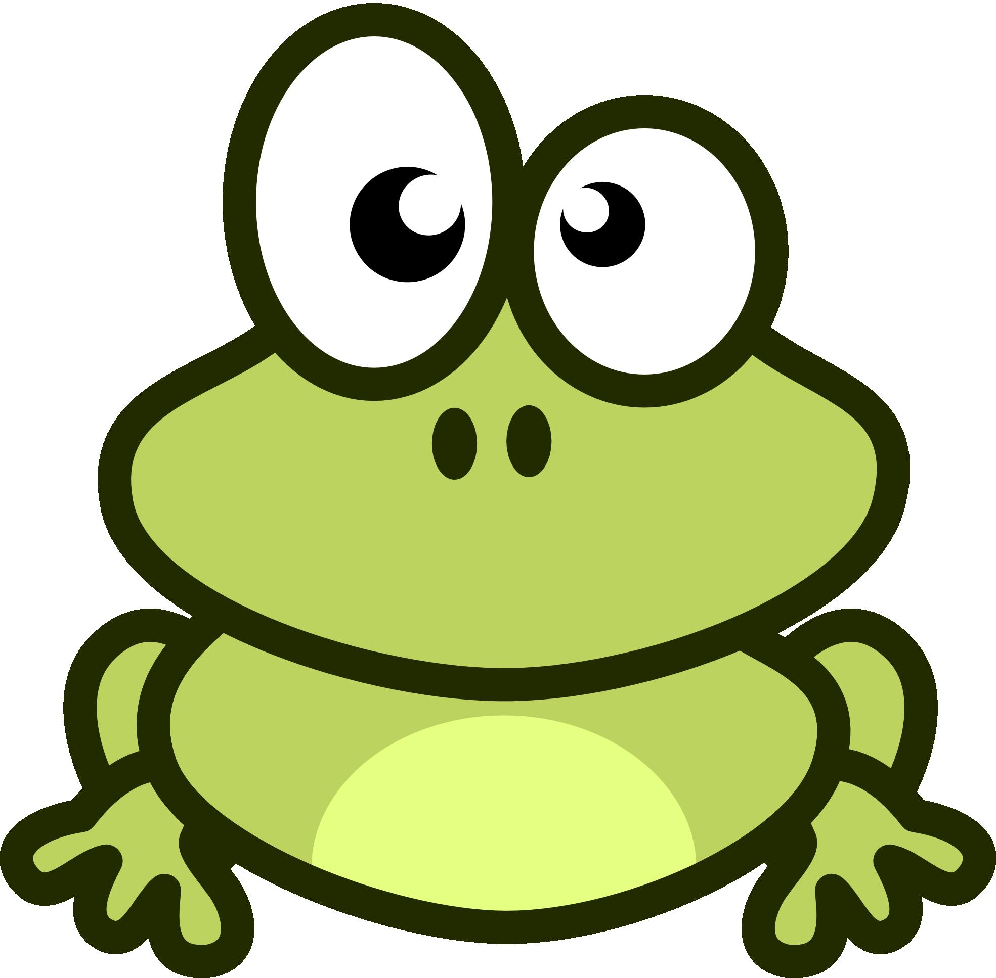Frog clipart easter. Clipartist net clip art