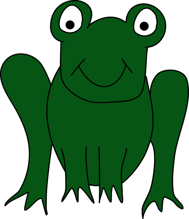 Frog clipart face. Free shop of library