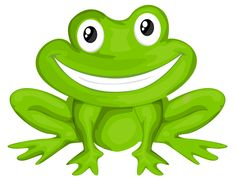 best clip art. Frog clipart green frog