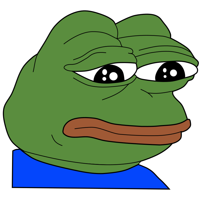 collection of sad. Frogs clipart open mouth