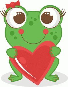 Frog clipart love.  best clip art
