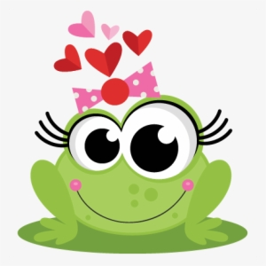 Png transparent image free. Frog clipart love