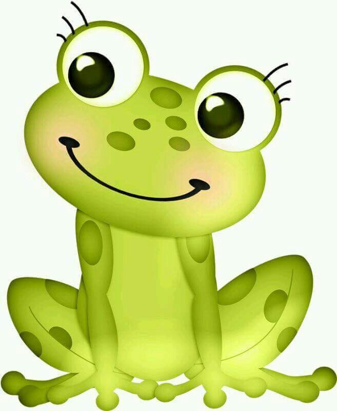 Frogs clipart mother. Happy frog free download