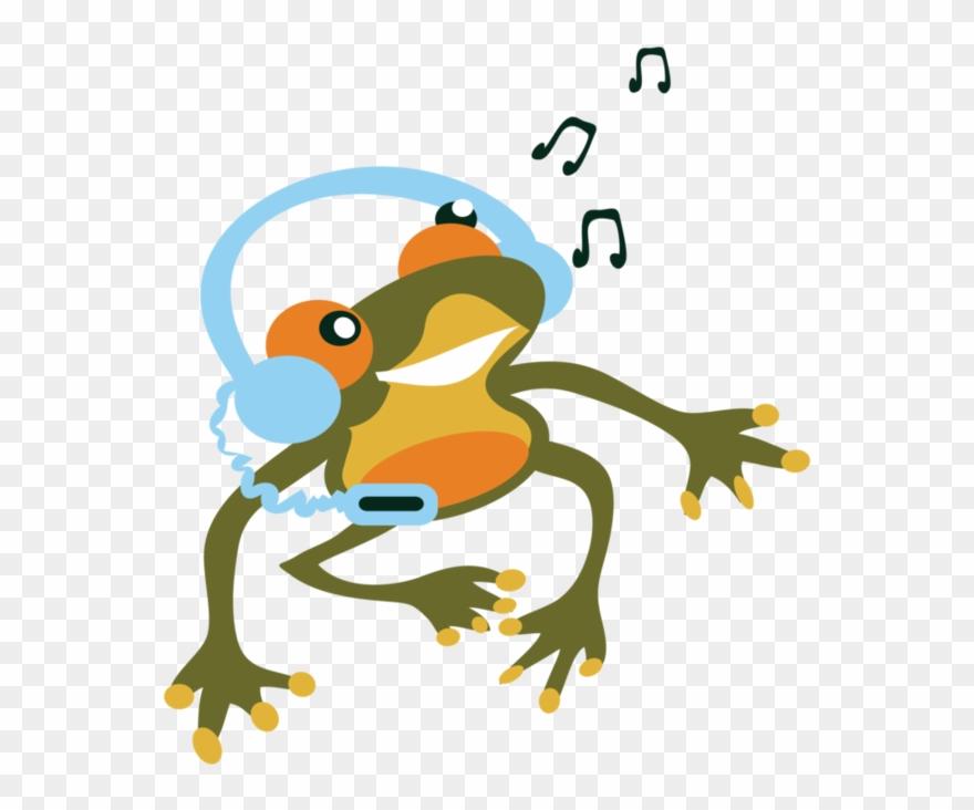 Forgetmenot music animals publicat. Frog clipart musical