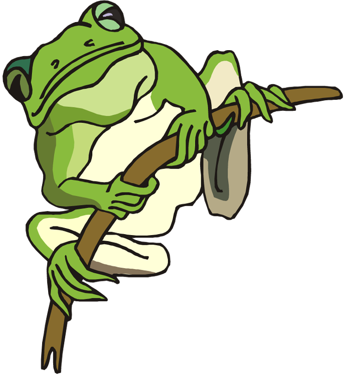 Free . Frog clipart poison dart frog