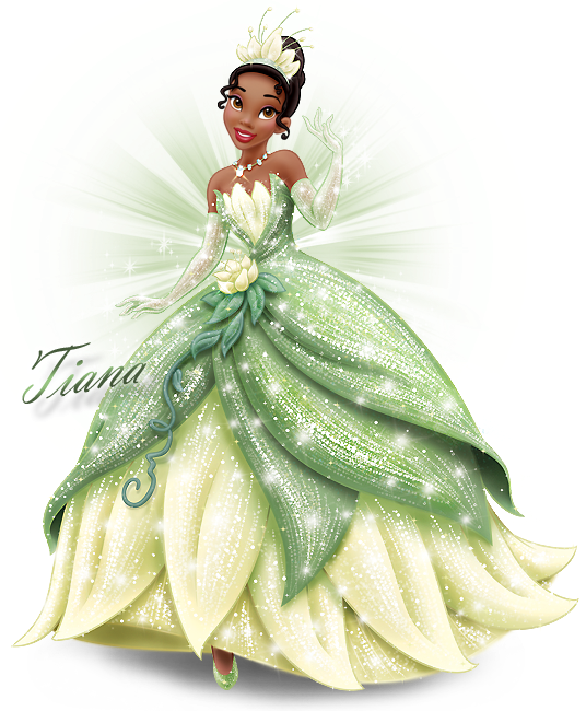 Frog clipart princess tiana. For u the and