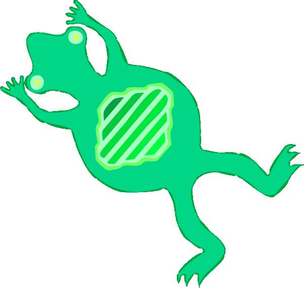Frogs scene