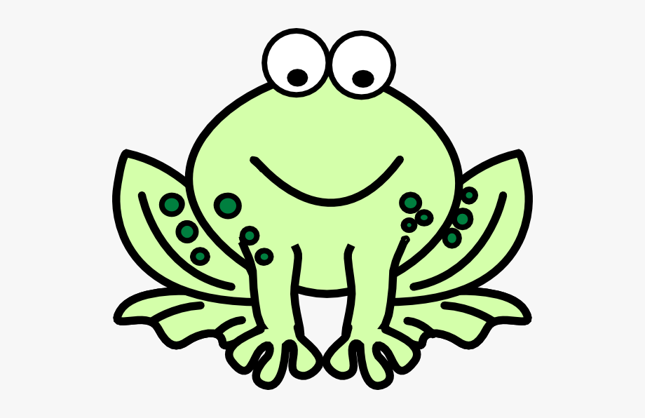 Frog clipart sign. Best frogs clip art