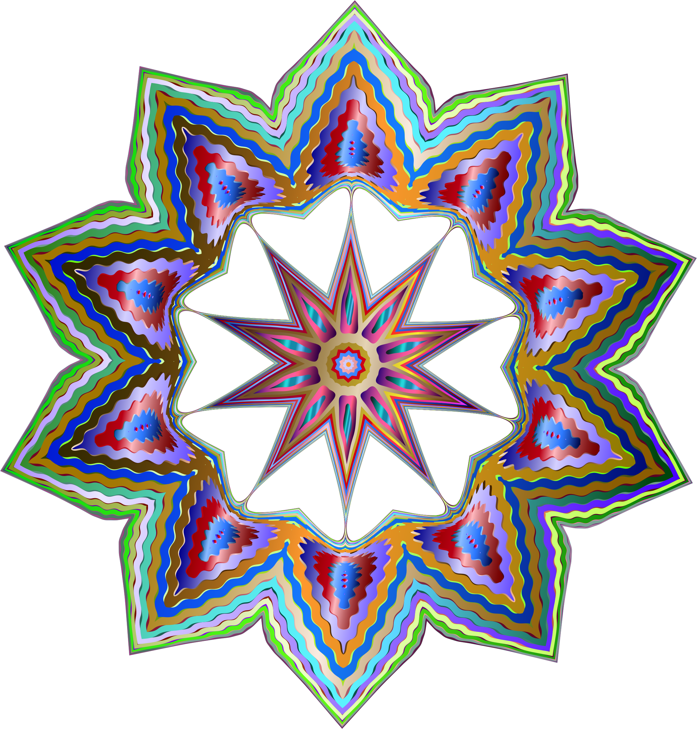 Geometry transparent free on. Frog clipart symmetrical