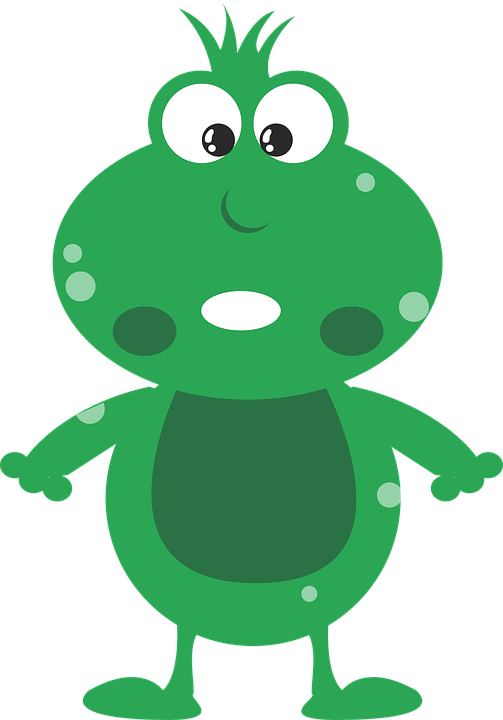 Frog clipart symmetrical. Collection of on lily