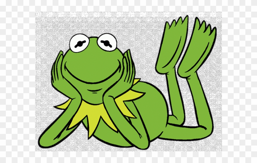 Frogs clipart toy. Frog kermit the png