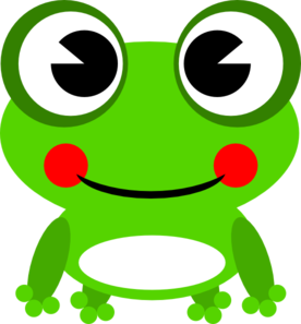 Frogs clipart. Free cute frog clip