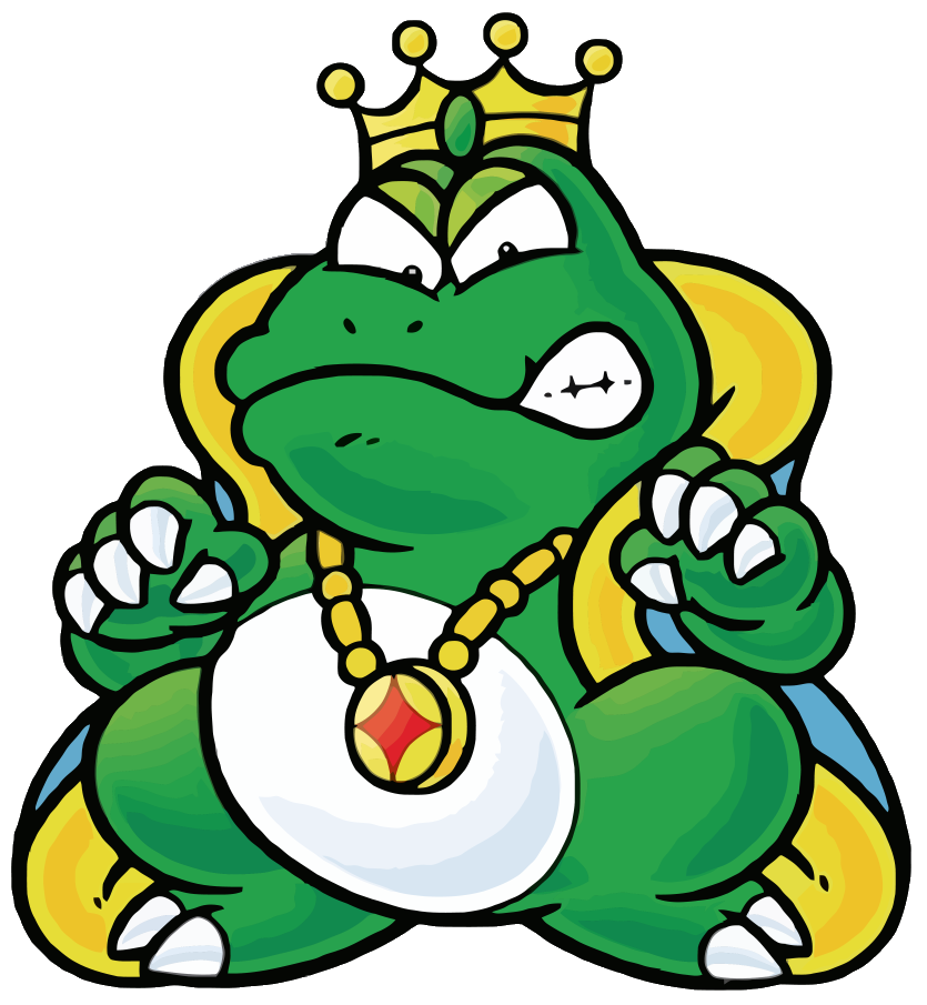 Wart super mario bros. Proud clipart evil businessman