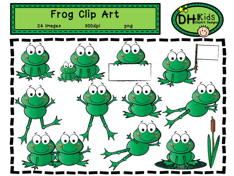 Frogs clipart classroom. Frog clip art printable
