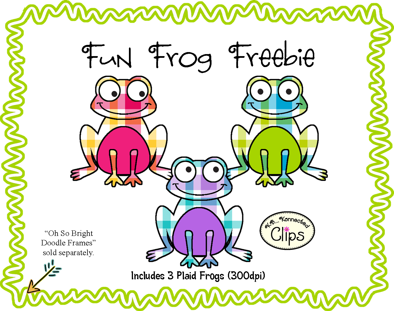Fun frog freebie http. Frogs clipart classroom