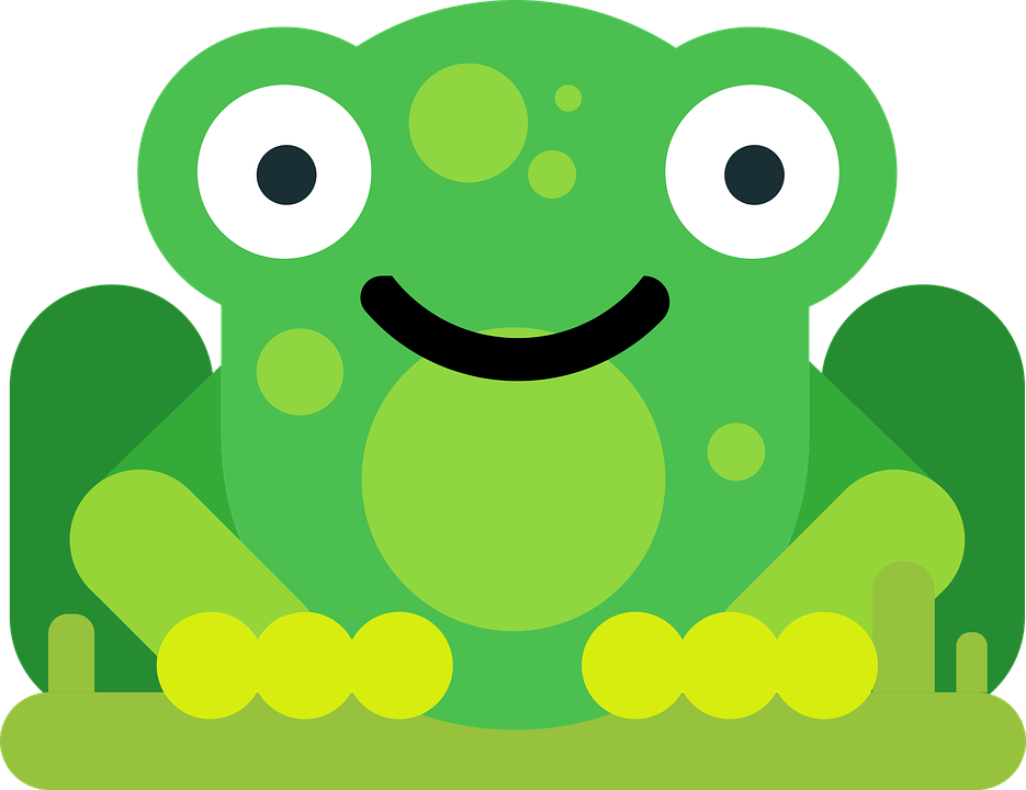 Free photo comic flat. Frogs clipart cold
