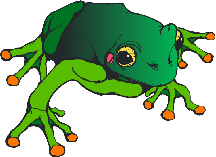 Frogs clipart cold. Frog image free clip