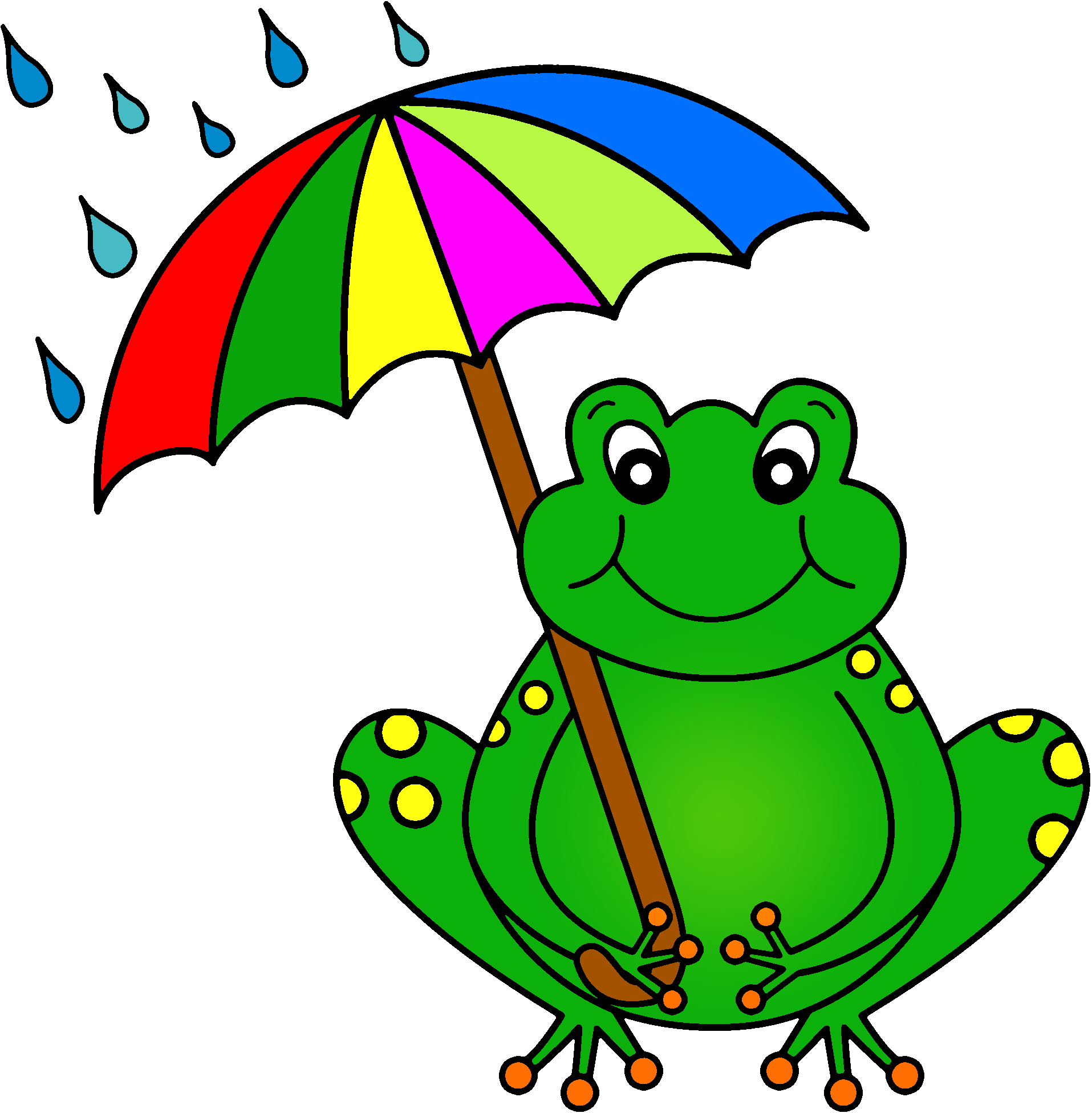 Frogs clipart easter.  ranas abky pinterest