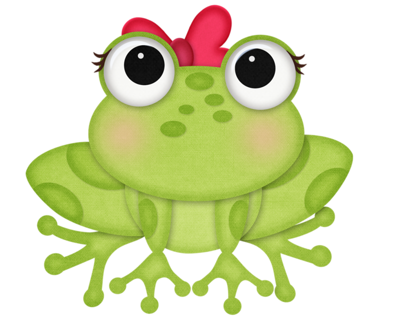 Jss itoadallyloveyou frog girl. Frogs clipart fairytale
