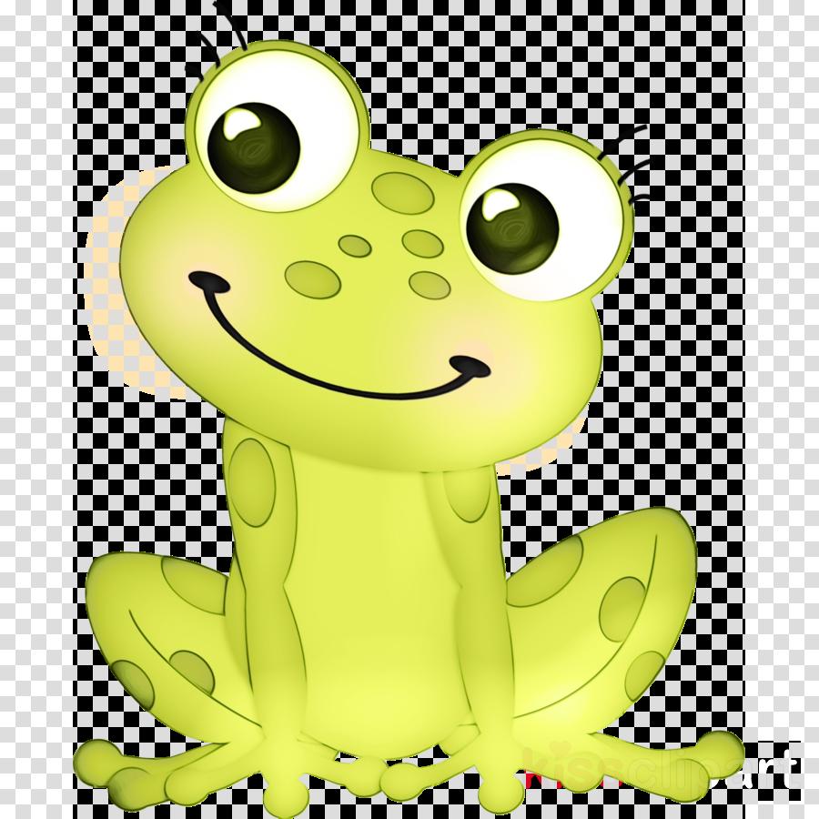 Frogs clipart home. Green cartoon clip art