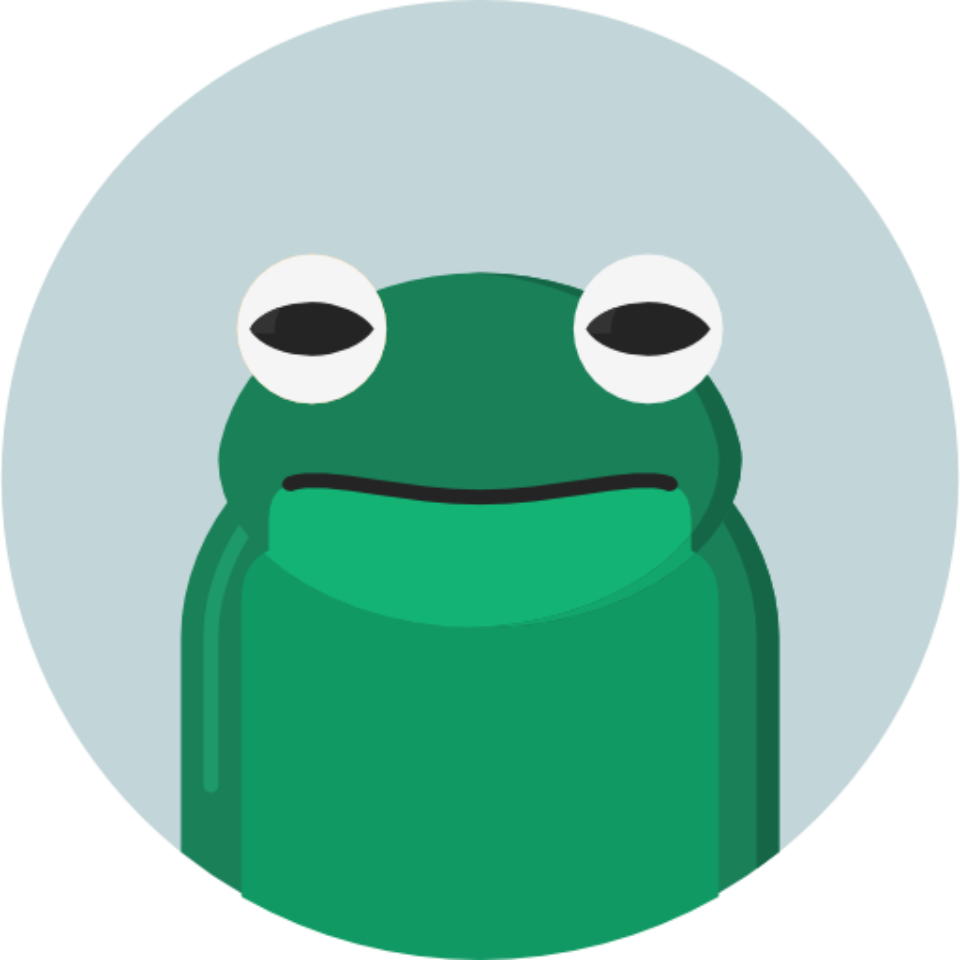 Census public planet partnerships. Scientist clipart frog