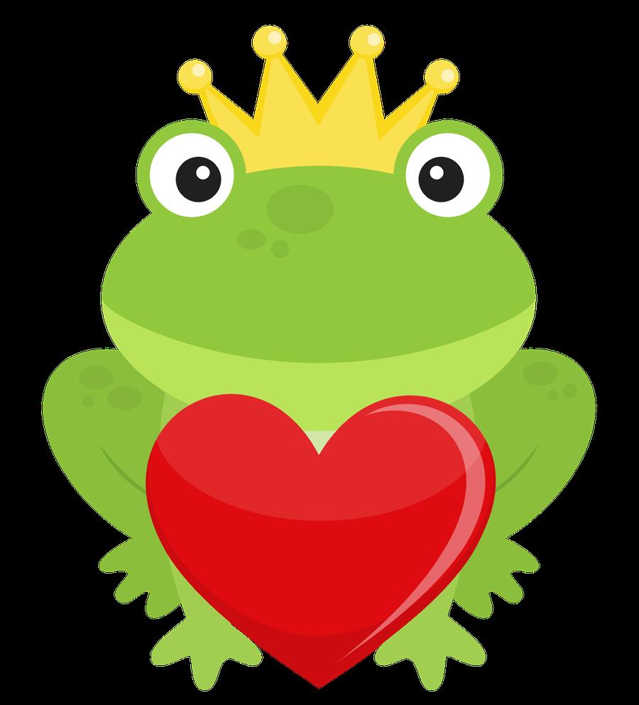 Frogs clipart red. Casamento e namorados minus