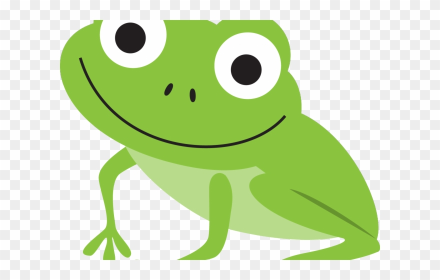 Snail frog cute clip. Frogs clipart toad