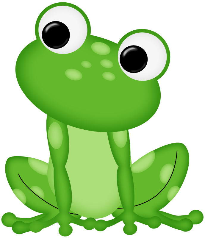 frogs clipart toy
