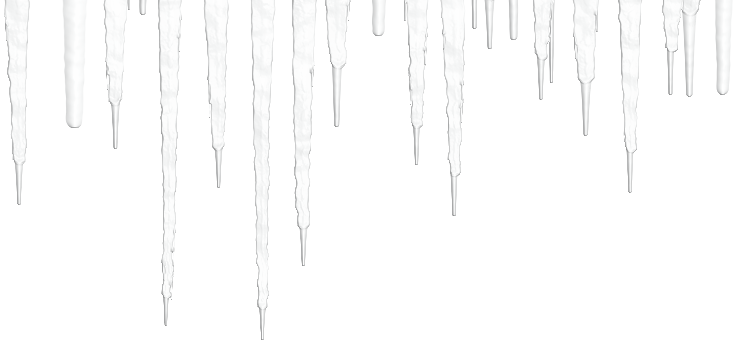 Icicle transparent images pluspng. Frost border png