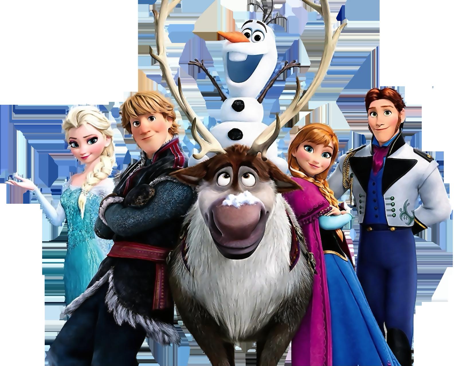 Frozen Clipart 3rd  Frozen 3rd Transparent Free For