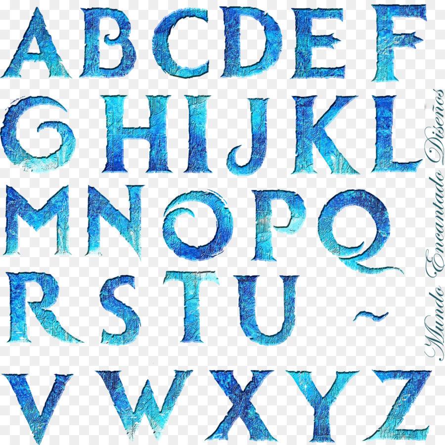 Letter font . Frozen clipart alphabet