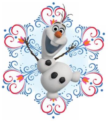 Frozen clipart christmas. Disney clip art library