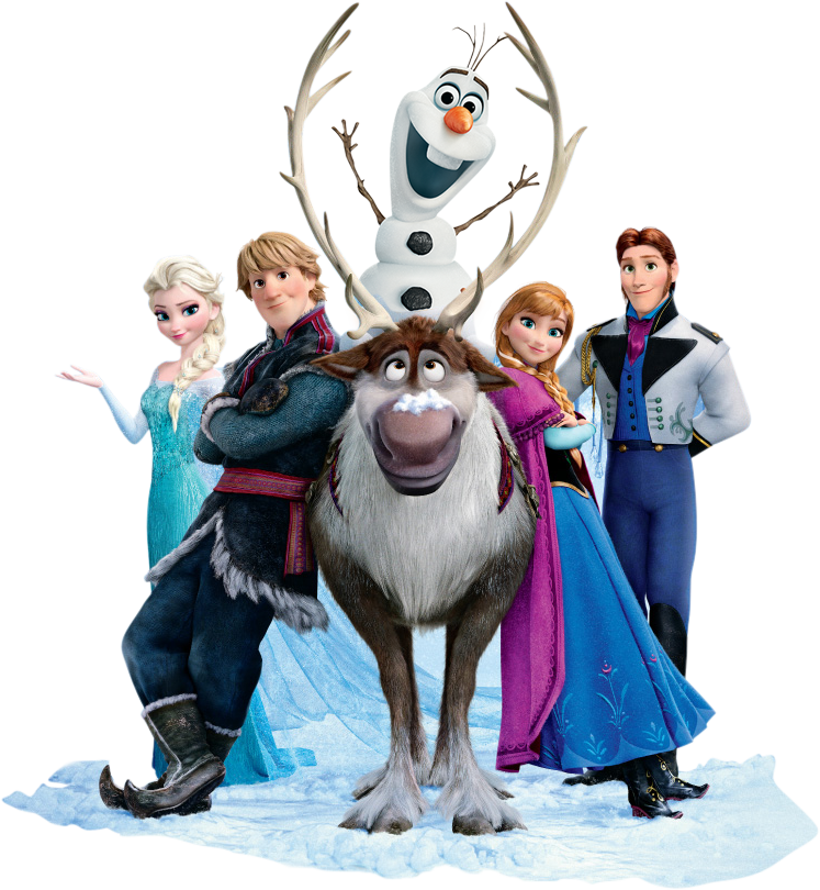 Frozen clipart circle.  collection of png