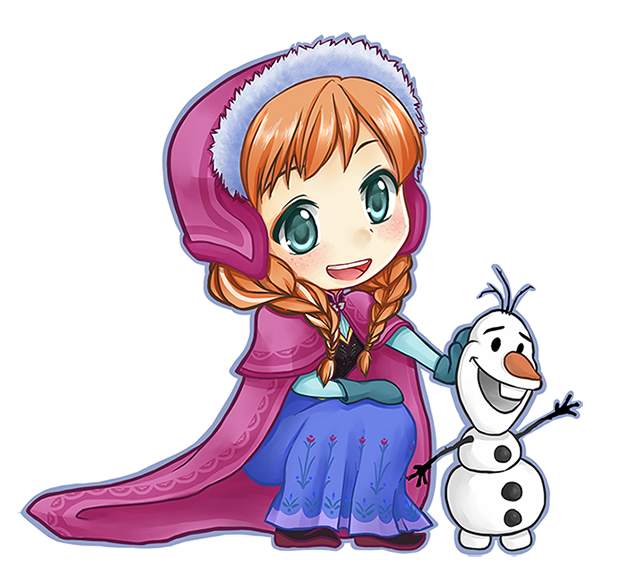 Frozen clipart do you want to build a snowman. Let s by seika