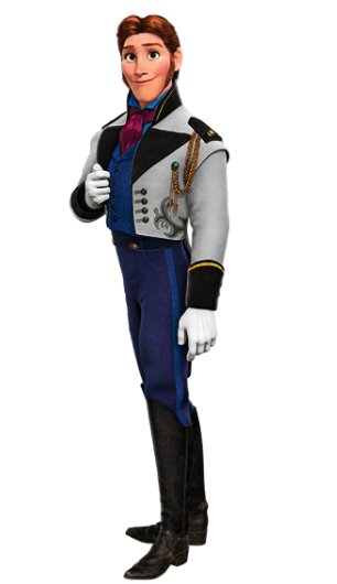 Hans characters story . Frozen clipart evil prince