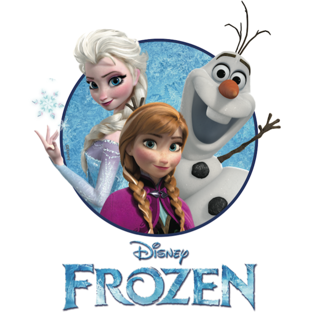 Frozen clipart frozen cast. Disney s jr all