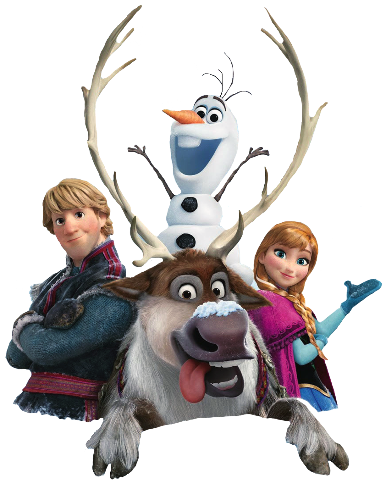 Frozen Clipart Frozen Character  Frozen Frozen Character