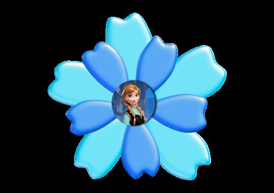 Frozen Clipart Frozen Flower  Frozen Frozen Flower