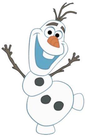 Pinterest . Frozen clipart hacer