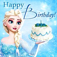 Princess clip art library. Frozen clipart happy birthday