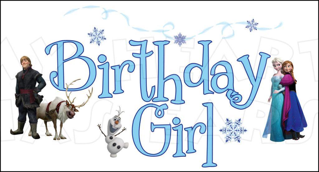 Pin by my heart. Frozen clipart happy birthday