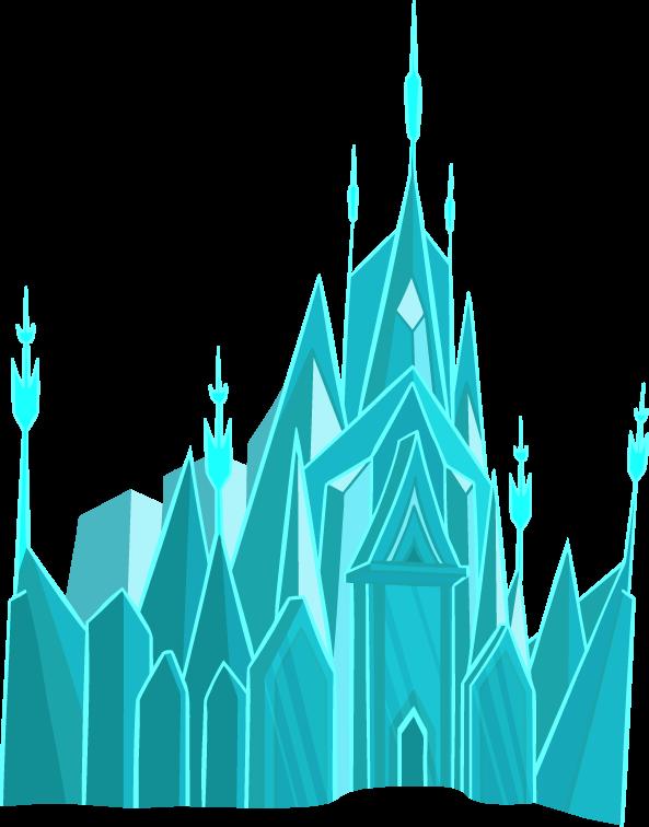 Ice castle png images. Palace clipart transparent